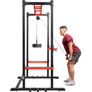 Lat Pulldown Attachment for Power Racks and Cages