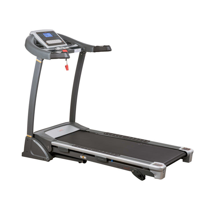 2.5HP Motorized Treadmill w/ 15 User Programs