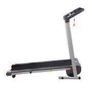 Space Saving Folding Treadmill w/ LCD Display