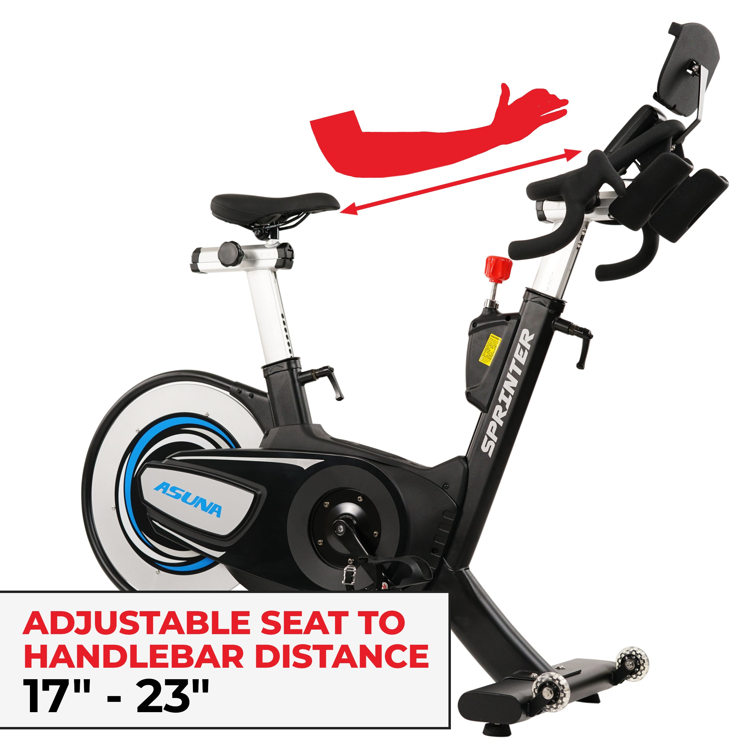 sunny-health-fitness-bikes-sprinter-commercial-indoor-cycling-trainer-6100-fitting