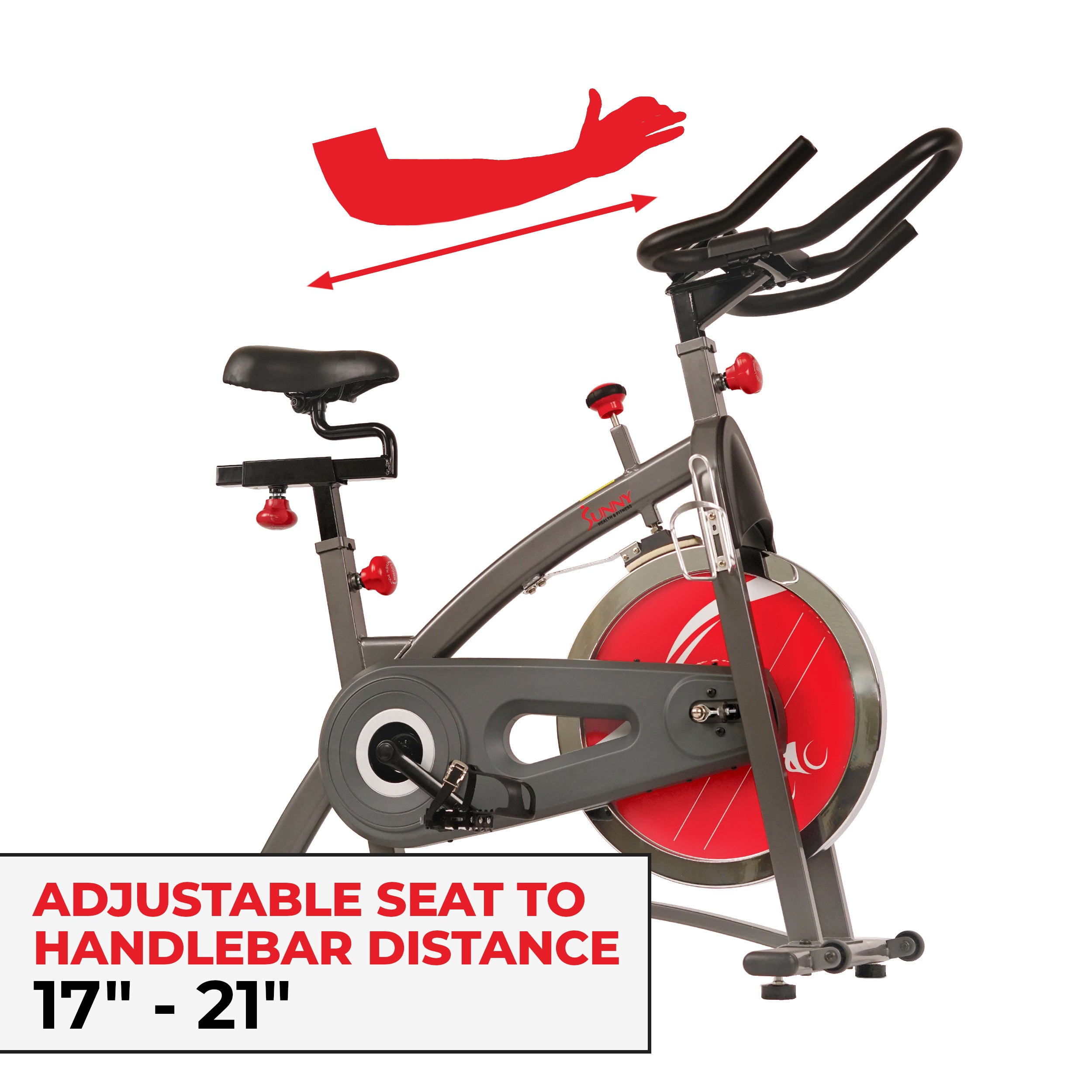 sunny-health-fitness-bikes-chain-drive-indoor-cycling-bike-lcd-monitor-SF-B1423C-fittings