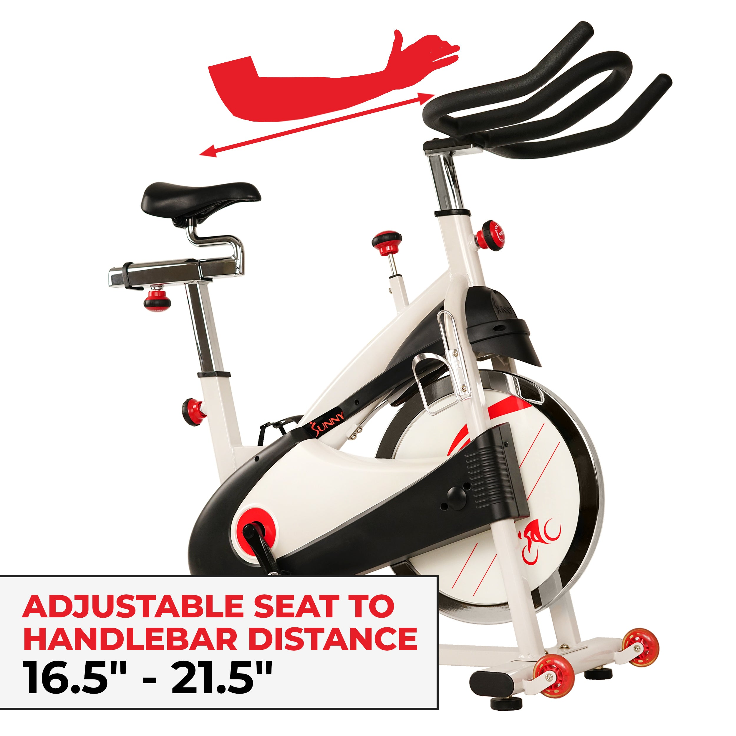 sunny-health-fitness-bikes-belt-drive-premium-indoor-cycling-bike-SF-B1509-fittings