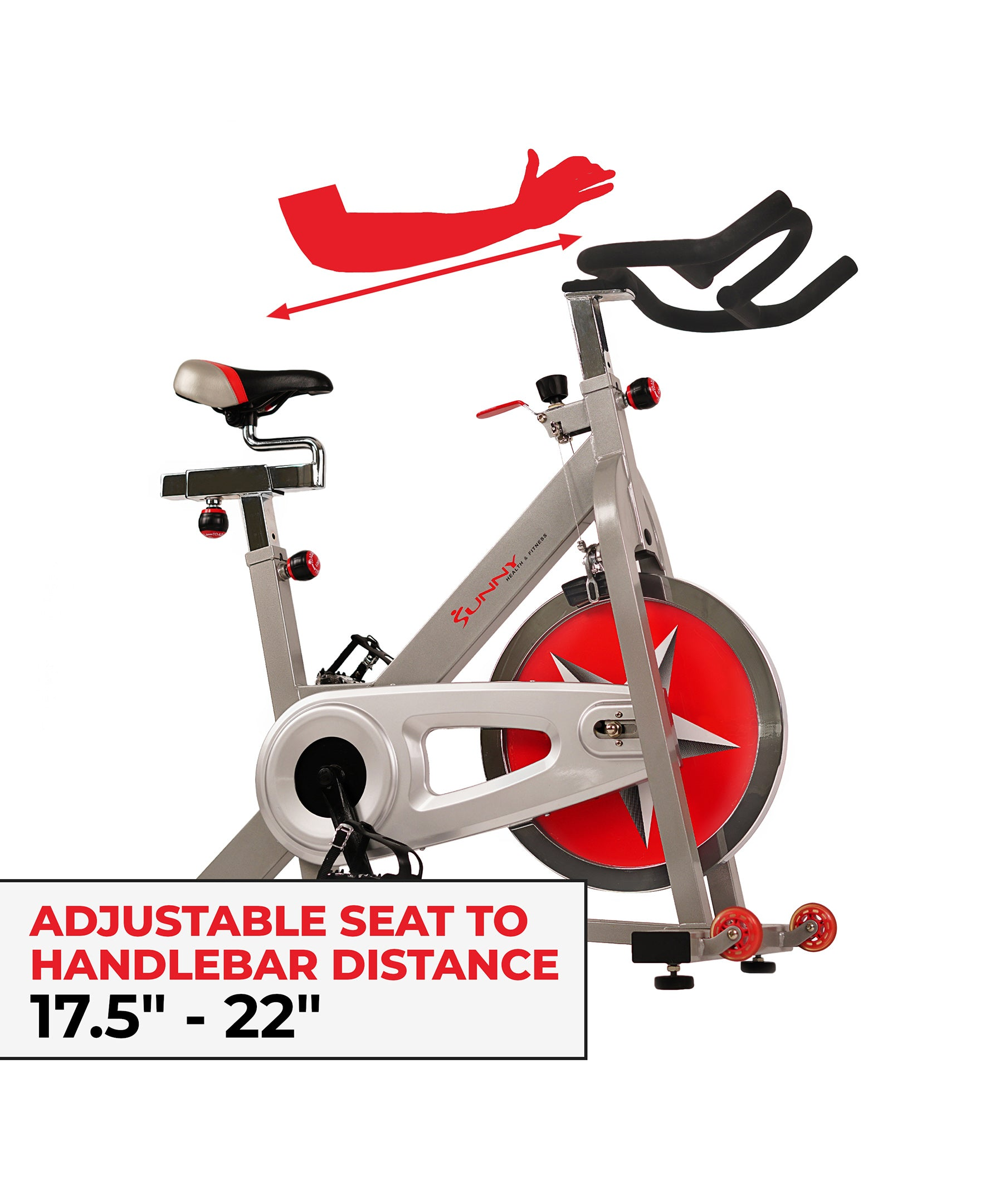 sunny-health-fitness-bikes-40lb-flywheel-chain-drive-pro-indoor-cycling-exercise-bike-SF-B901-fittings