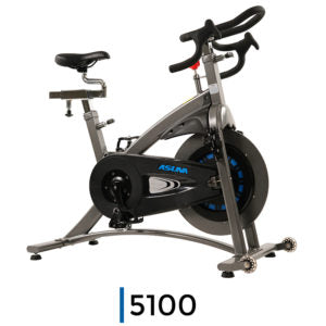 Asuna Magnetic Belt Drive Commercial Indoor Cycling Bike 5100