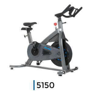 Asuna Magnetic Turbo Commercial Indoor Cycling Trainer Bike 5150