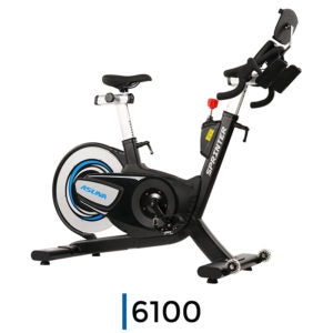 Asuna Sprinting Commercial Indoor Cycling Bike 6100