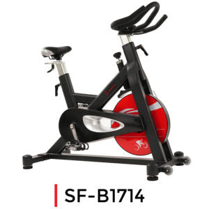 Evolution Pro Magnetic Belt Drive Indoor Cycling Bike SF-B1714