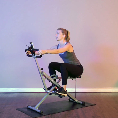 Sunny fitness trainer Sydney is rowing NO.77