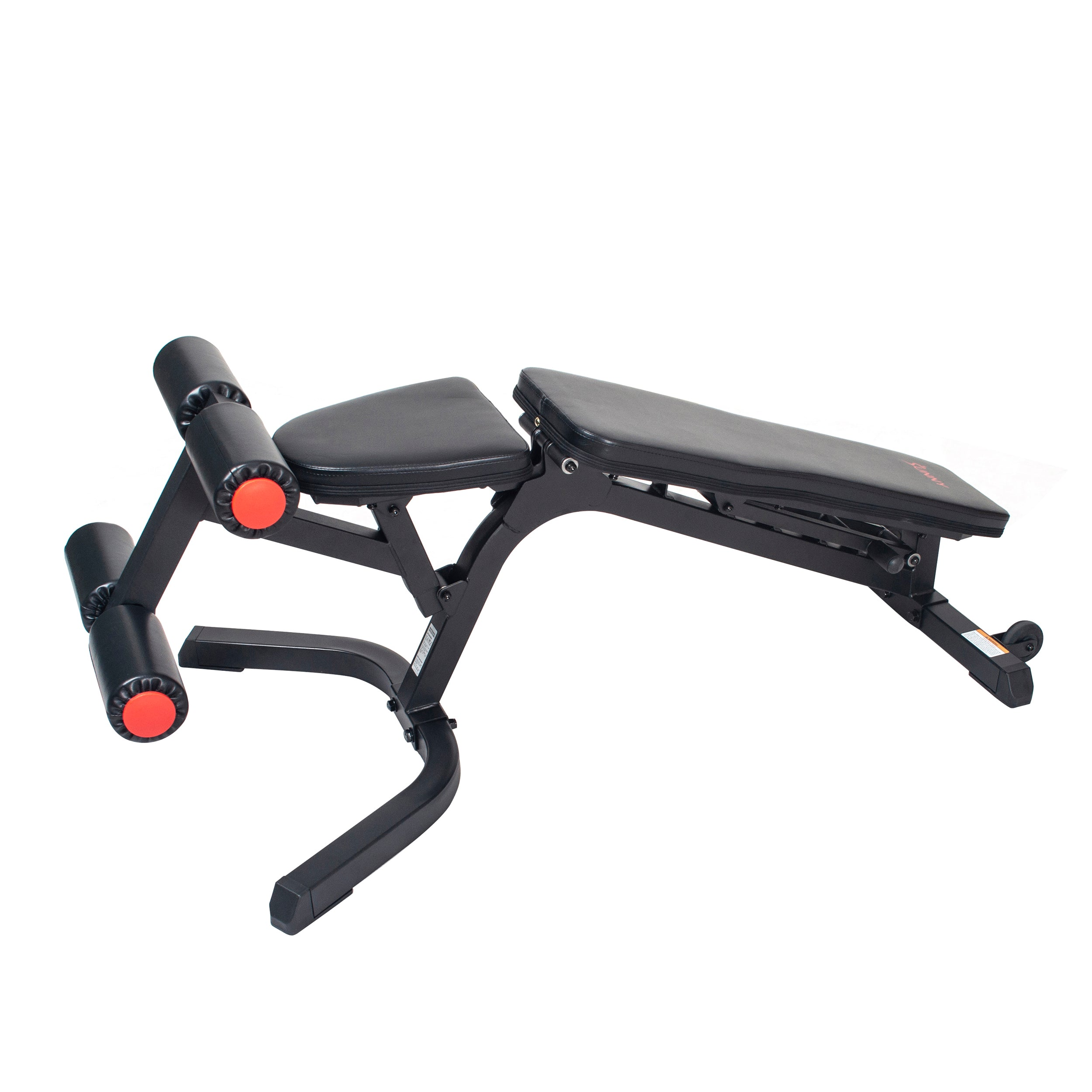 sunny-health-fitness-strength-fully-adjustable-power-zone-utility-heavy-duty-weight-bench-with-1000-lb-max-weight-SF-BH6920-high-weight-capacity