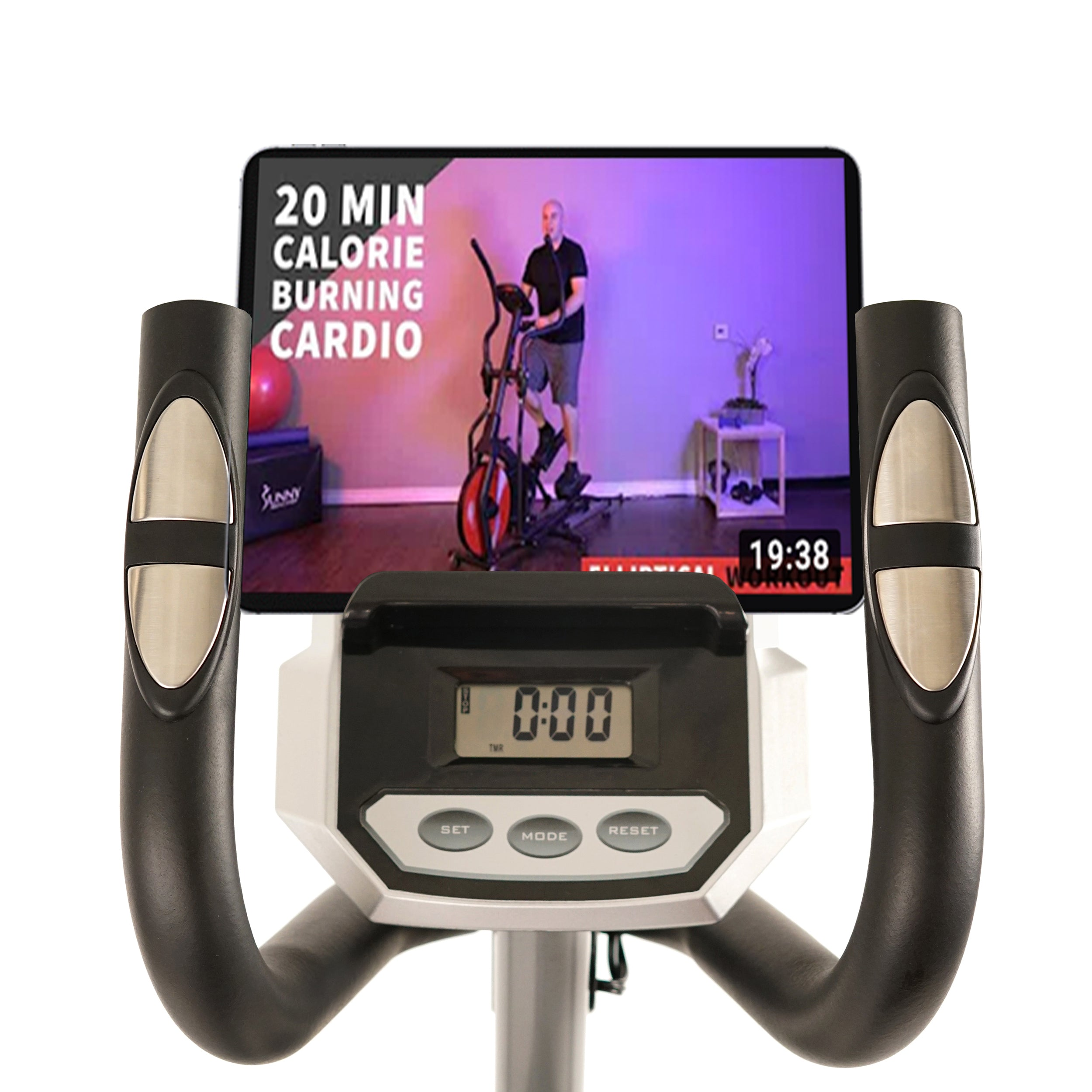 sunny-health-fitness-ellipticals-magnetic-elliptical-trainer-elliptical-machine-tablet-holder-LCD-monitor-and-heart-rate-monitor-SF-E3810-deviceholder