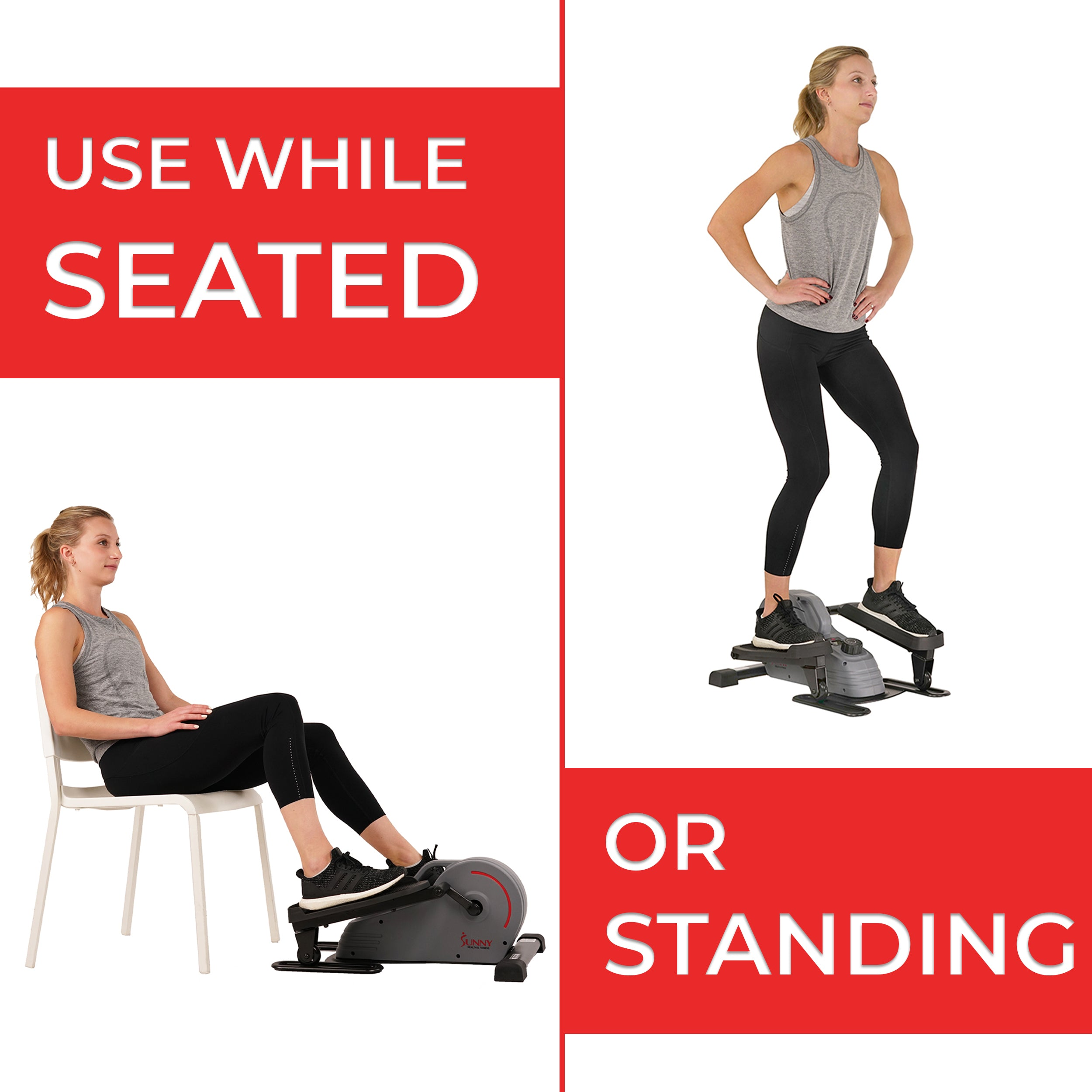 sunny-health-fitness-ellipticals-portable-stand-up-elliptical-SF-E3908-sit-and-stand