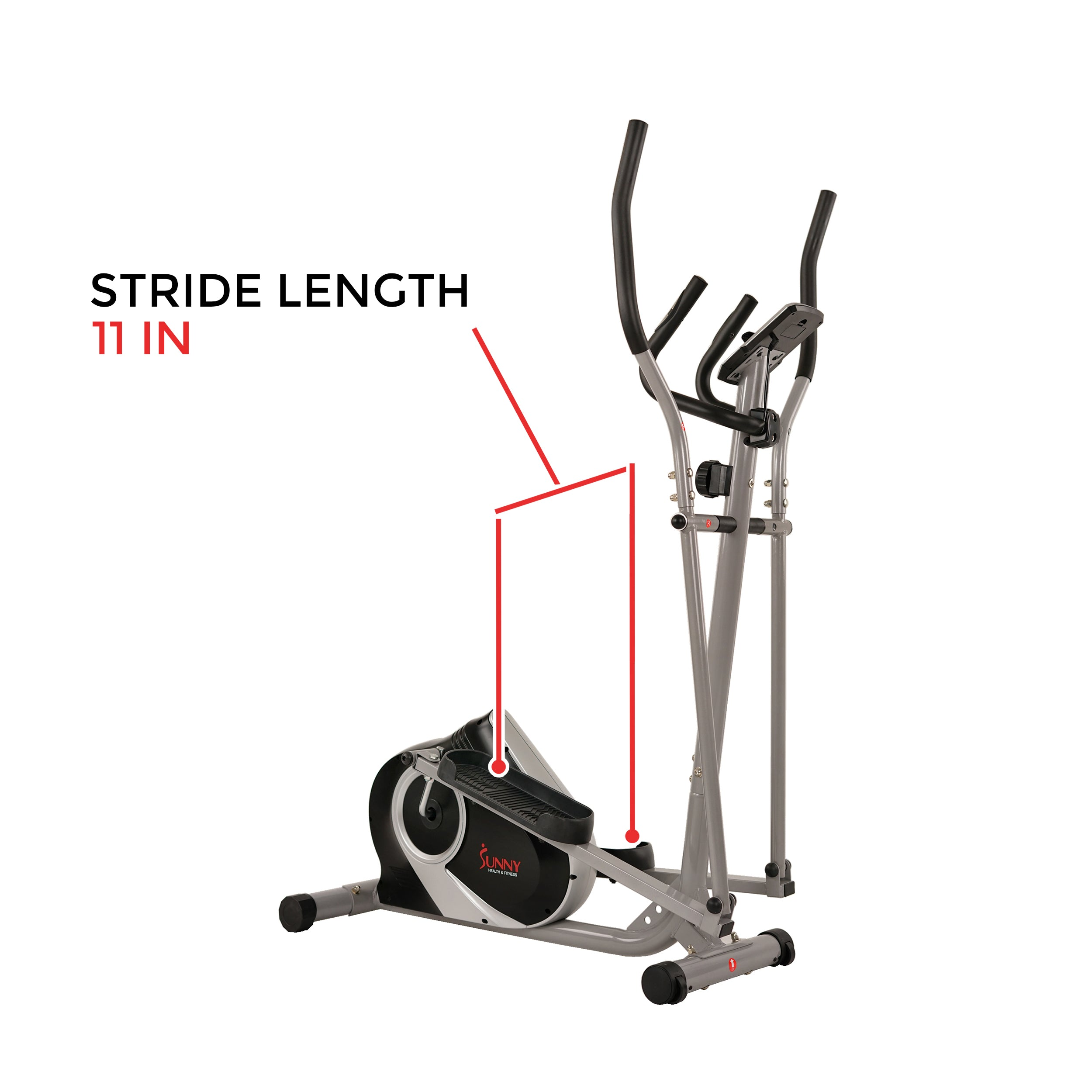 sunny-health-fitness-ellipticals-magnetic-elliptical-machine-tablet-holder-LCD-monitor-heart-rate-monitoring-ozone-SF-E3803-stride