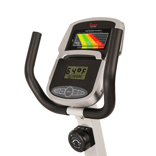 sunny-health-fitness-bikes-magnetic-recumbent-exercise-bike-silent-belt-drive-performance-monitor-BMI-calculator-SF-RB4953-deviceholder
