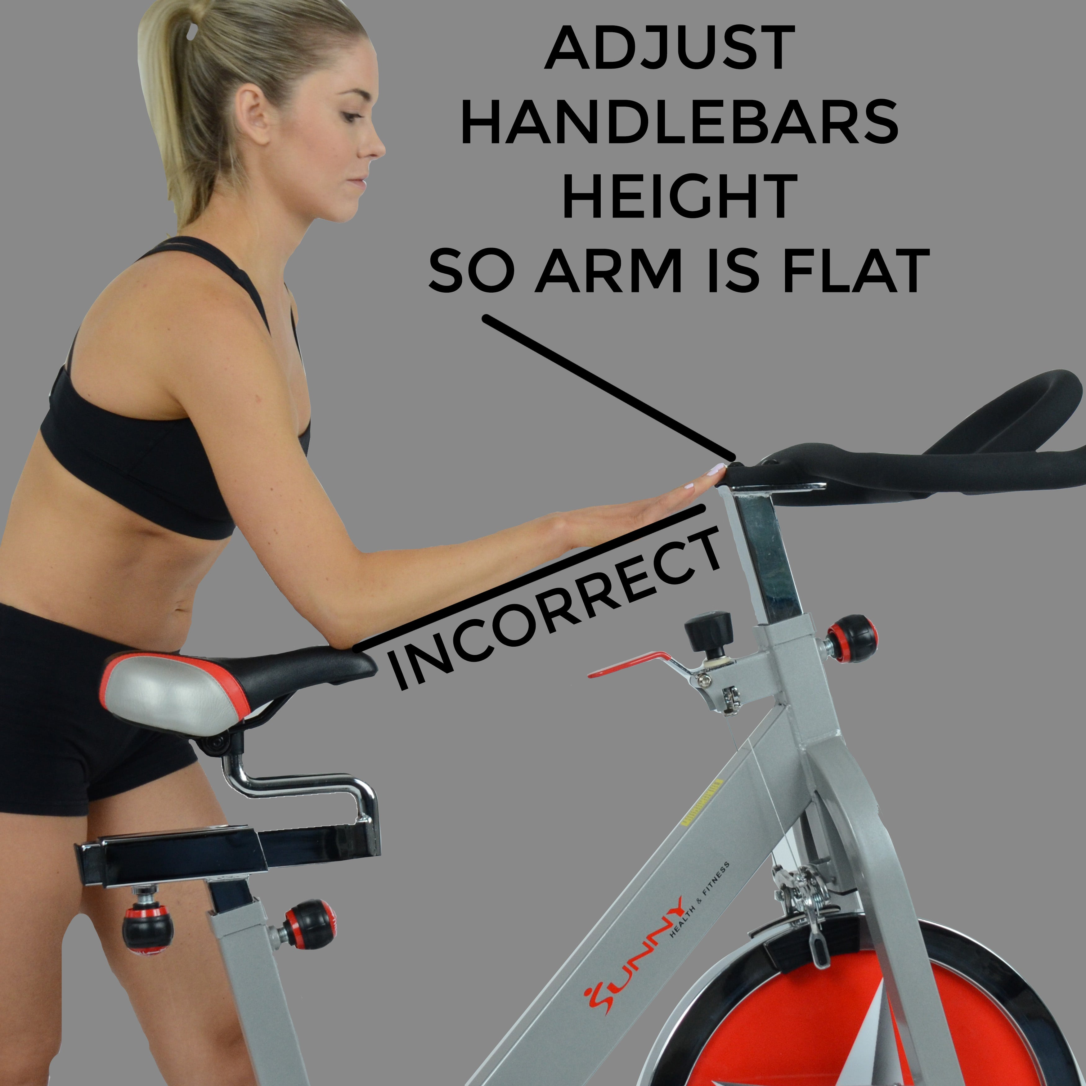 Adjusting Your Sunny Cycle Bike