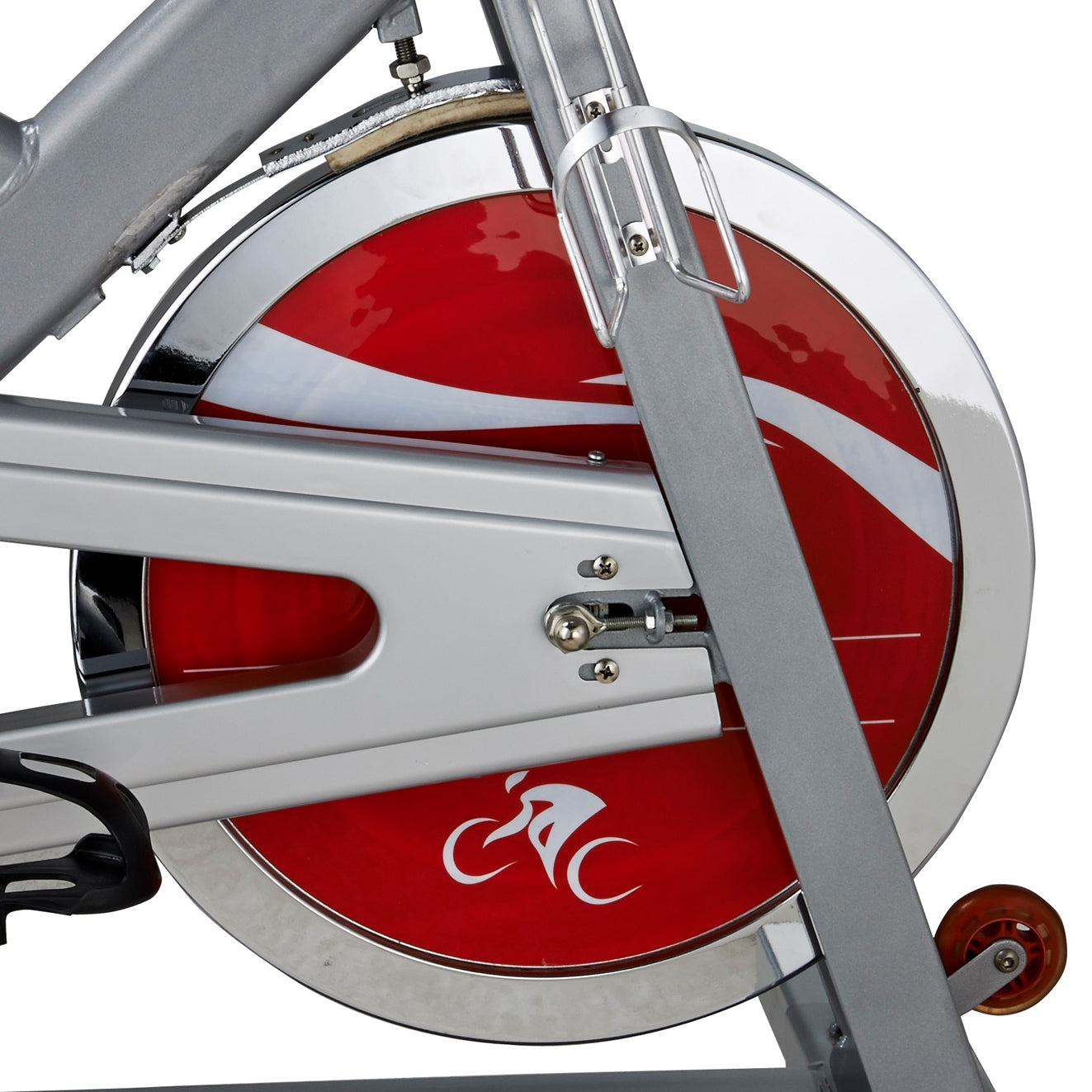 sunny-health-fitness-bikes-chain-drive-indoor-cycling-trainer-silver-SF-B1110S-bottleholder