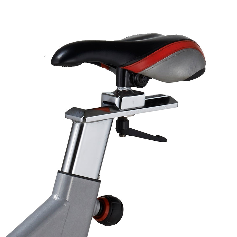 sunny-health-fitness-bikes-chain-drive-indoor-cycling-trainer-silver-SF-B1110S-seat