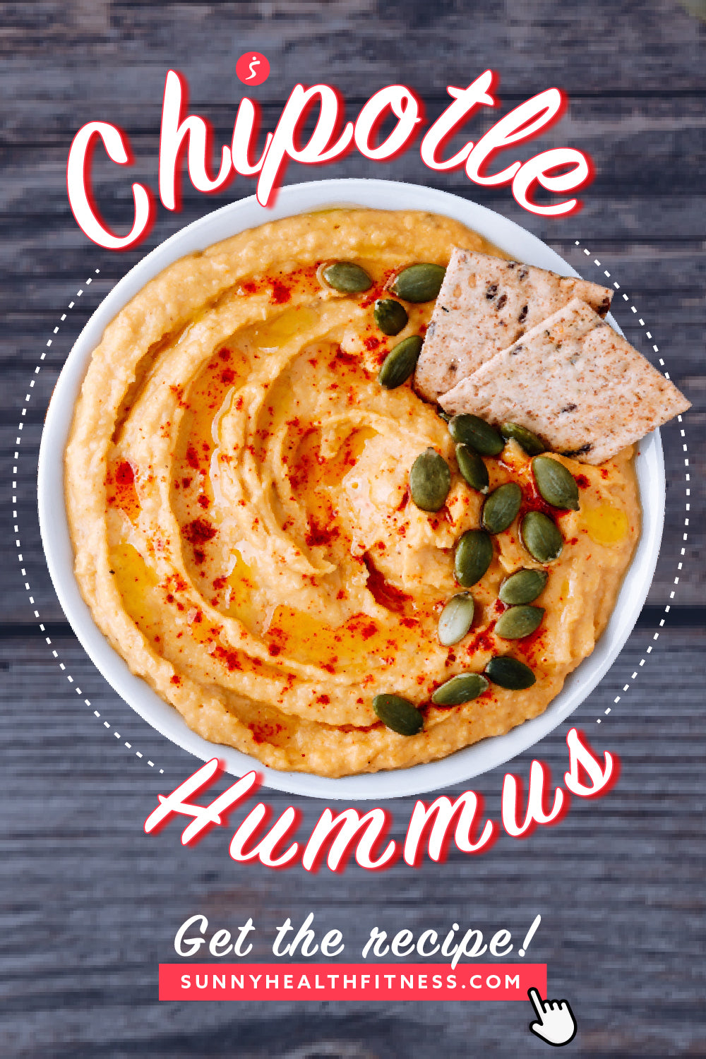 Chipotle Hummus Infographic