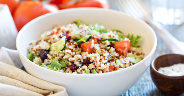 power quinoa salad