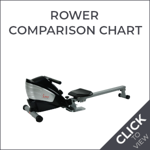 rower comparison chart