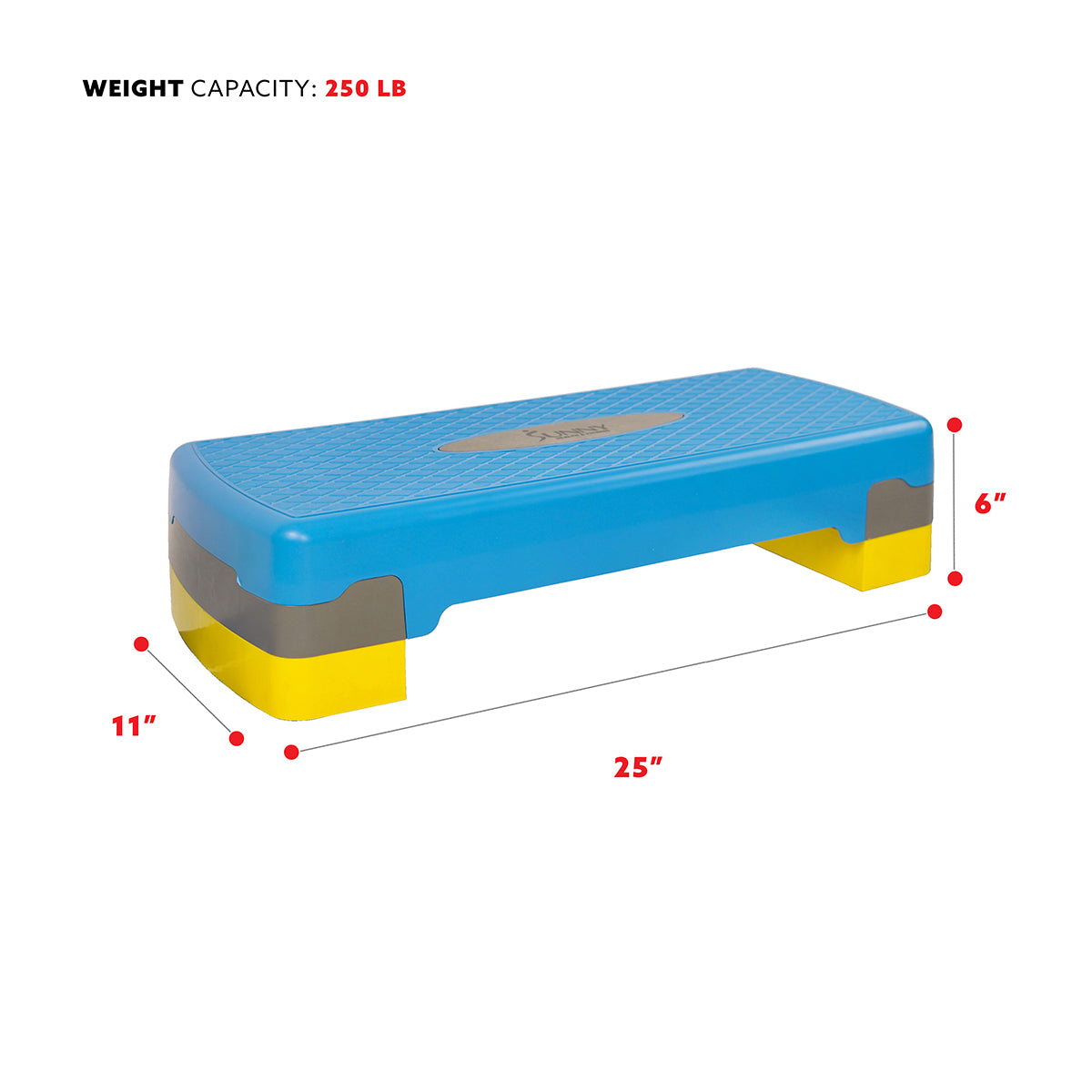 sunny-health-fitness-accessories-aerobic-step-No.039-6-high-weigth-capacity