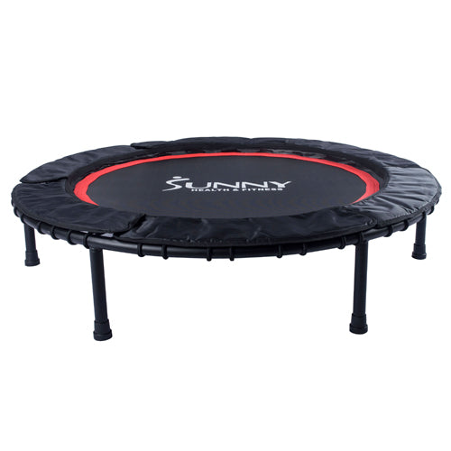 sunny-health-fitness-accessories-exercise-trampoline-rebounder-No.078-Compact-and-Portable