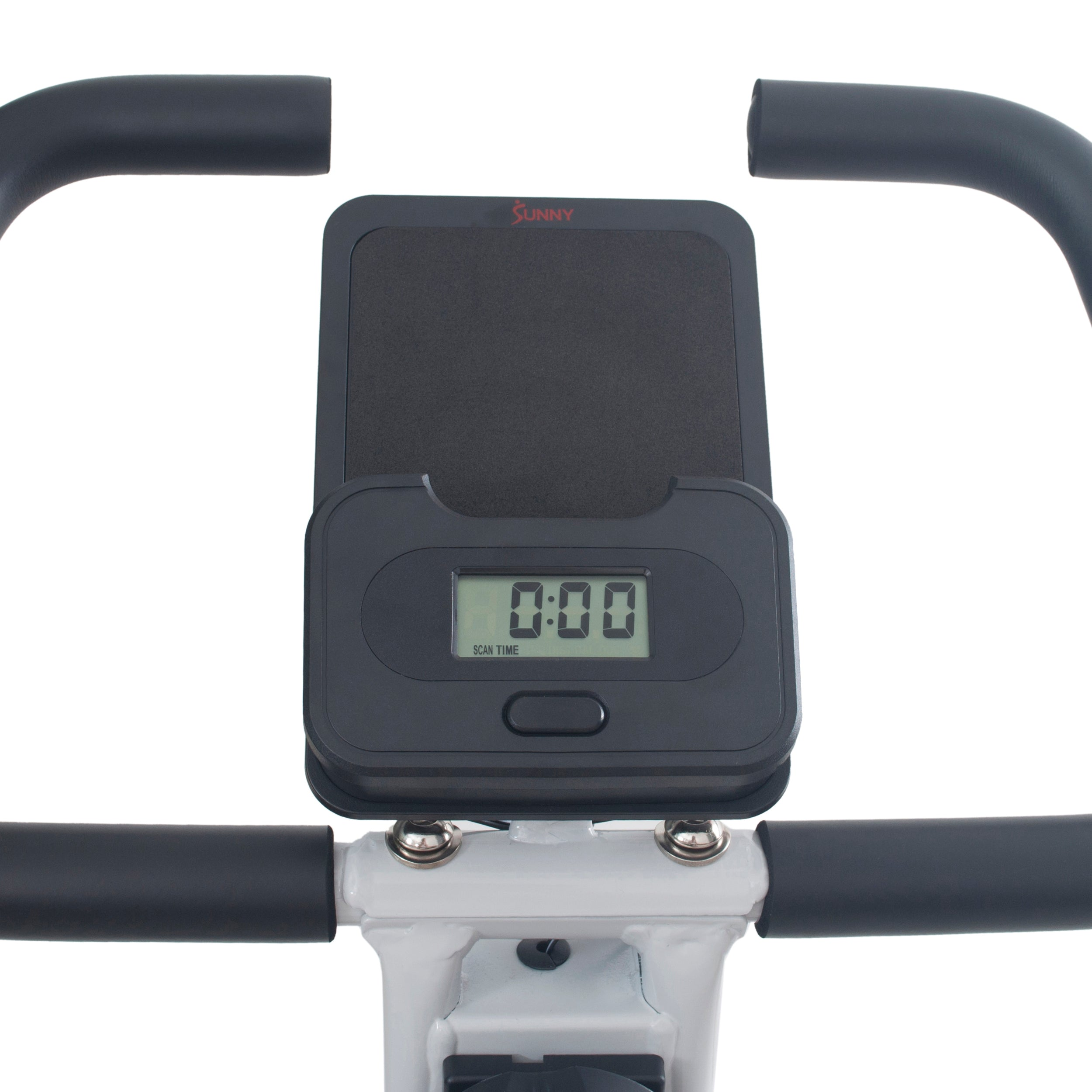 sunny-health-fitness-bike-magnetic-foldable-exercise-bike-sf-b2989-monitor