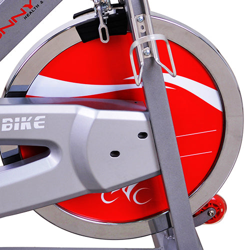 sunny-health-fitness-bikes-40lb-flywheel-belt-drive-pro-indoor-cycling-exercise-bike-SF-B901B-flywheel