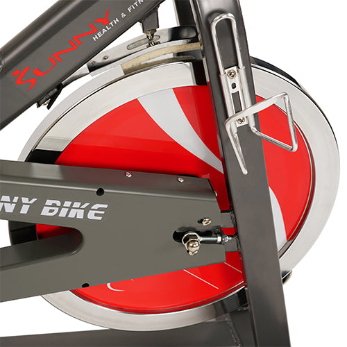 sunny-health-fitness-bikes-belt-drive-indoor-cycling-bike-SF-B1712-flywheel