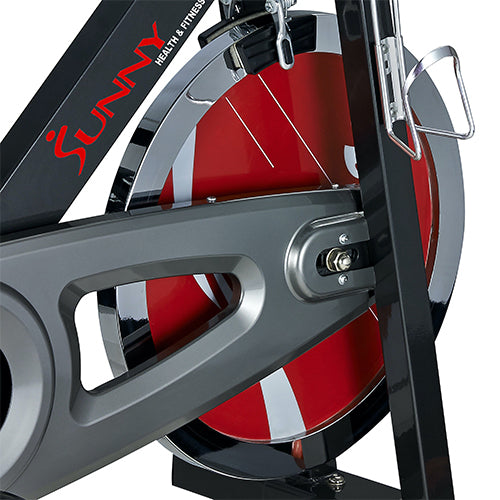 sunny-health-fitness-bikes-chain-drive-indoor-cycling-trainer-SF-B1401-flywheel