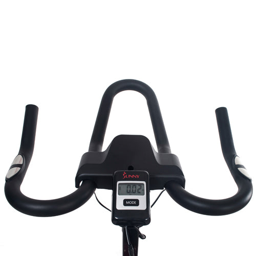 sunny-health-fitness-bikes-endurance-belt-drive-magnetic-indoor-exercise-cycle-bike-SF-B1877-performance-monitor