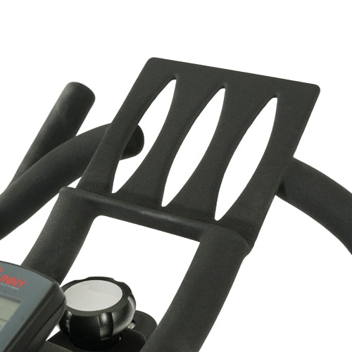 sunny-health-fitness-bikes-evolution-pro-II-magnetic-indoor-cycling-exercise-bike-device-mount-performance-display-SF-B1986-deviceholder