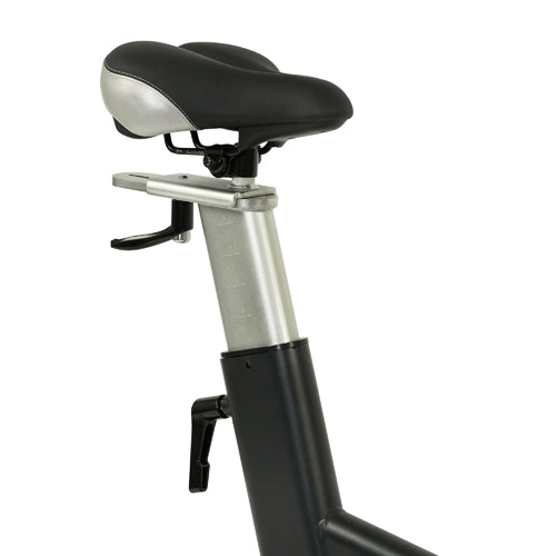 sunny-health-fitness-bikes-evolution-pro-II-magnetic-indoor-cycling-exercise-bike-device-mount-performance-display-SF-B1986-seat
