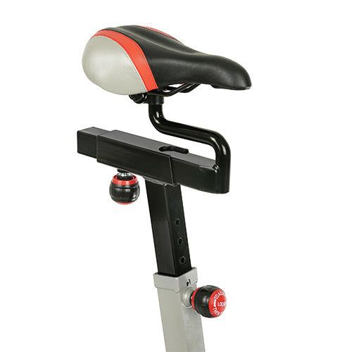 sunny-health-fitness-bikes-fitness-pro-II-indoor-cycling-bike-device-mount-advance-display-SF-B1995-seat