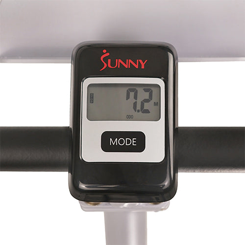 sunny-health-fitness-bikes-indoor-cycling-bike-magnetic-resistance-SF-B1918-monitor