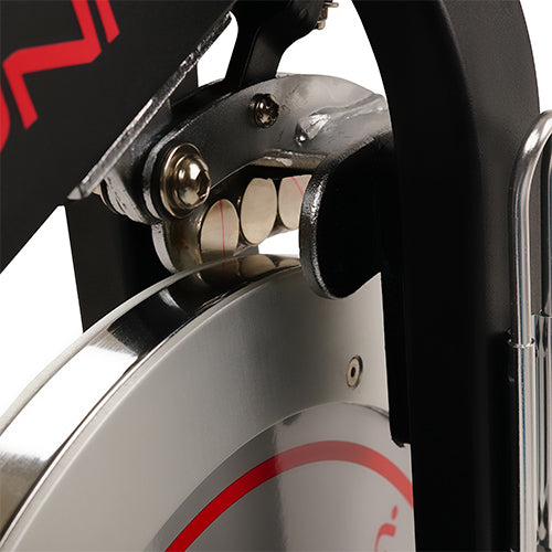 sunny-health-fitness-bikes-magnetic-belt-drive-indoor-cycling-bike-high-weight-capacity-and-tablet-holder-SF-B1805-magnets