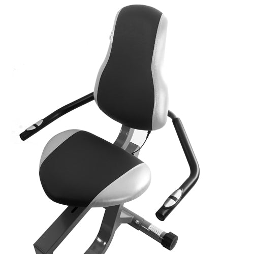 sunny-health-fitness-bikes-magnetic-recumbent-bike-with-soft-support-seat-SF-RB4876-comfortable-seat