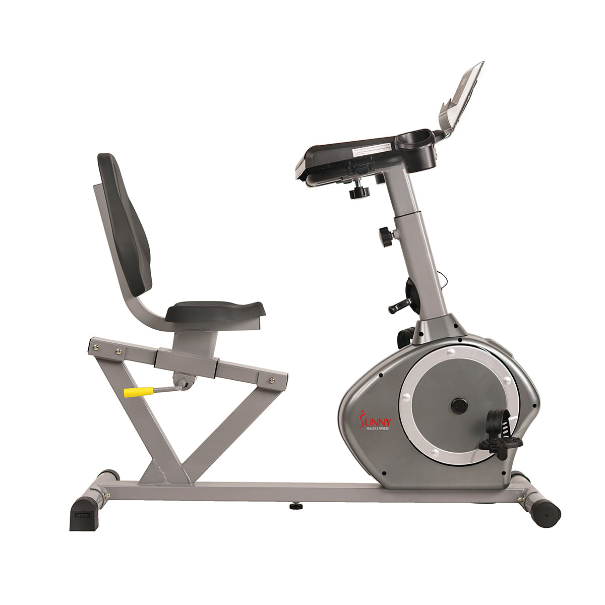 sunny-health-fitness-bikes-magnetic-recumbent-desk-exercise-bike-350lb-high-weight-capacity-monitor-sf-rbd4703-stabilizers