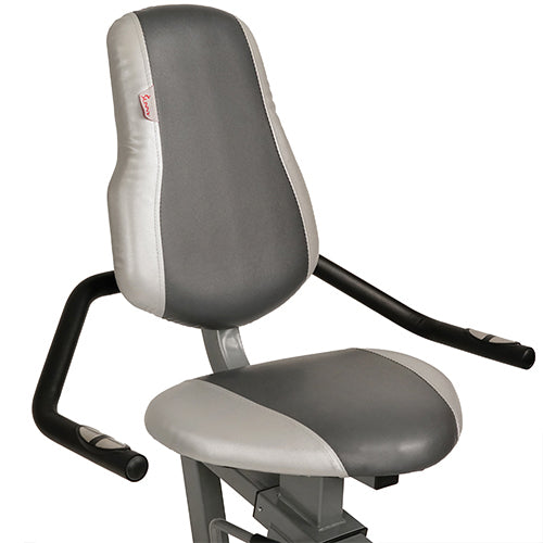 sunny-health-fitness-bikes-magnetic-recumbent-exercise-bike-easy-adjustable-seat-tablet-holder-RPM-pulse-rate-SF-RB4806-seat