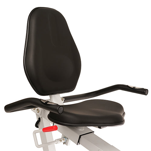 sunny-health-fitness-bikes-magnetic-recumbent-exercise-bike-silent-belt-drive-performance-monitor-BMI-calculator-SF-RB4953-seat