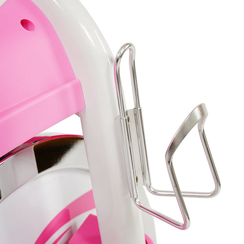 sunny-health-fitness-bikes-pink-belt-drive-premium-indoor-cycling-trainer-P8150-bottleholder