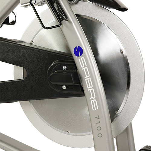 sunny-health-fitness-bikes-sabre-cycle-exercise-bike-7100-flywheel