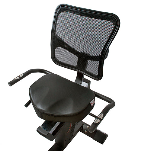 sunny-health-fitness-bikes-stationary-recumbent-bike-programmable-display-16-level-magnetic-resistance-ipad-tablet-holder-SF-RB4850-seat