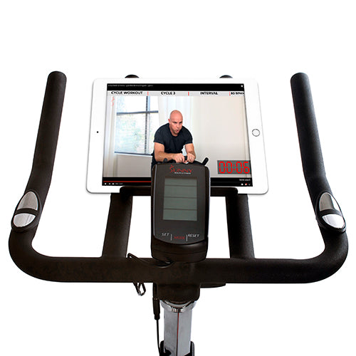 sunny-health-fitness-bikes-training-cycling-bike-SF-B1913-device-holder