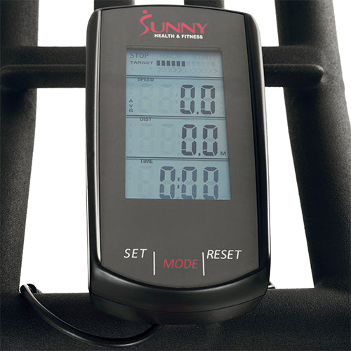 sunny-health-fitness-bikes-training-cycling-bike-SF-B1913-Monitor