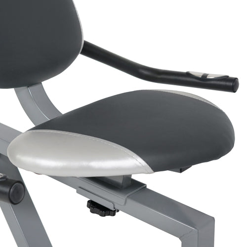 sunny-health-fitness-bikes-magnetic-recumbent-bike-with-soft-support-seat-SF-RB4876-adjustable-seat