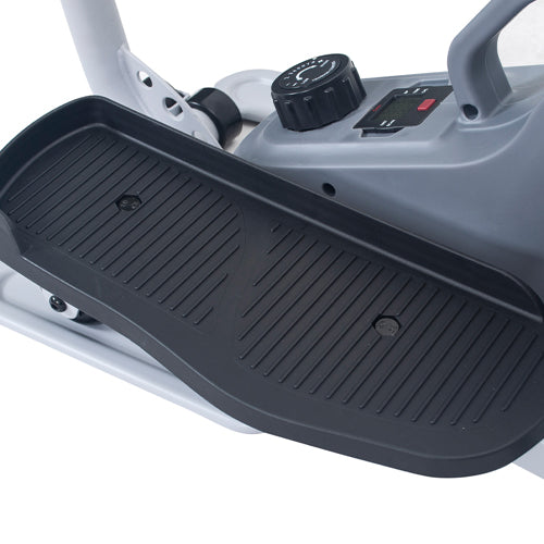 sunny-health-fitness-elliptical-magnetic-standing-elliptical-with-handlebars-SF-E3988-pedals