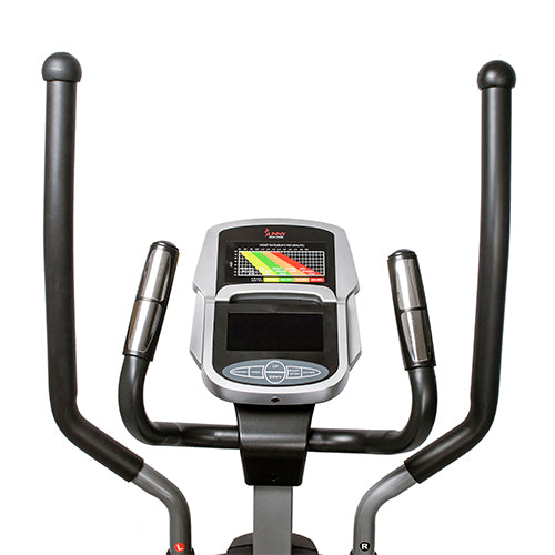 sunny-health-fitness-ellipticals-magnetic-elliptical-machine-device-holder-programmable-monitor-hear-rate-SF-E3912-handlebars