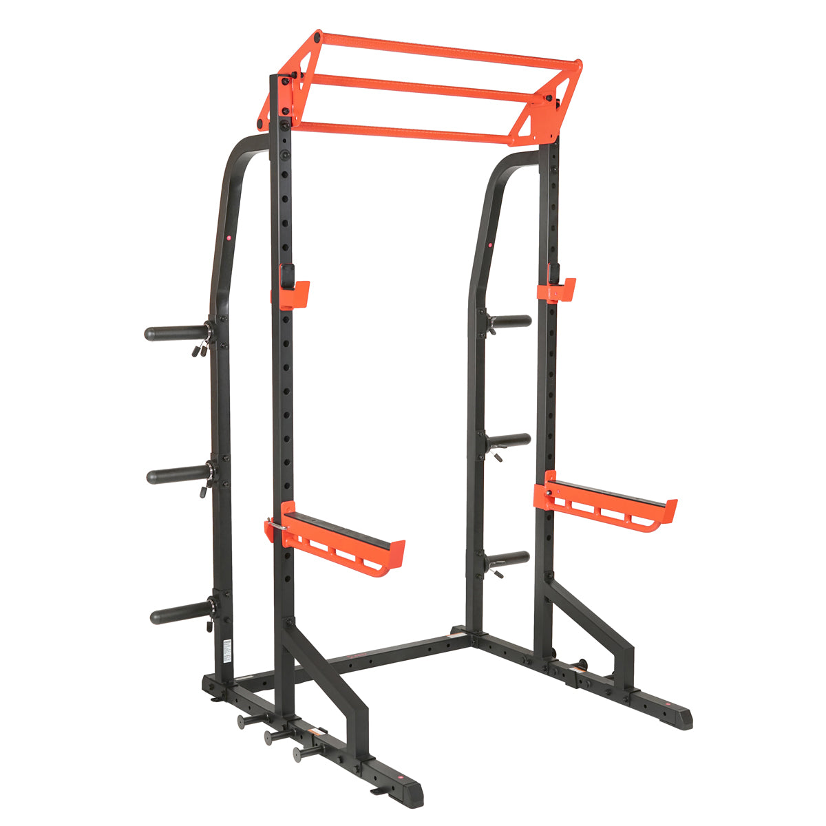 sunny-health-fitness-power-zone-half-rack-strength-cage-SF-XF9933-durability