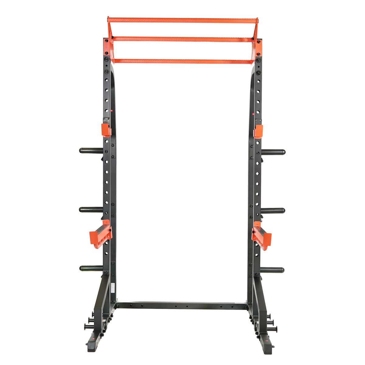 sunny-health-fitness-power-zone-half-rack-strength-cage-SF-XF9933-high-quality