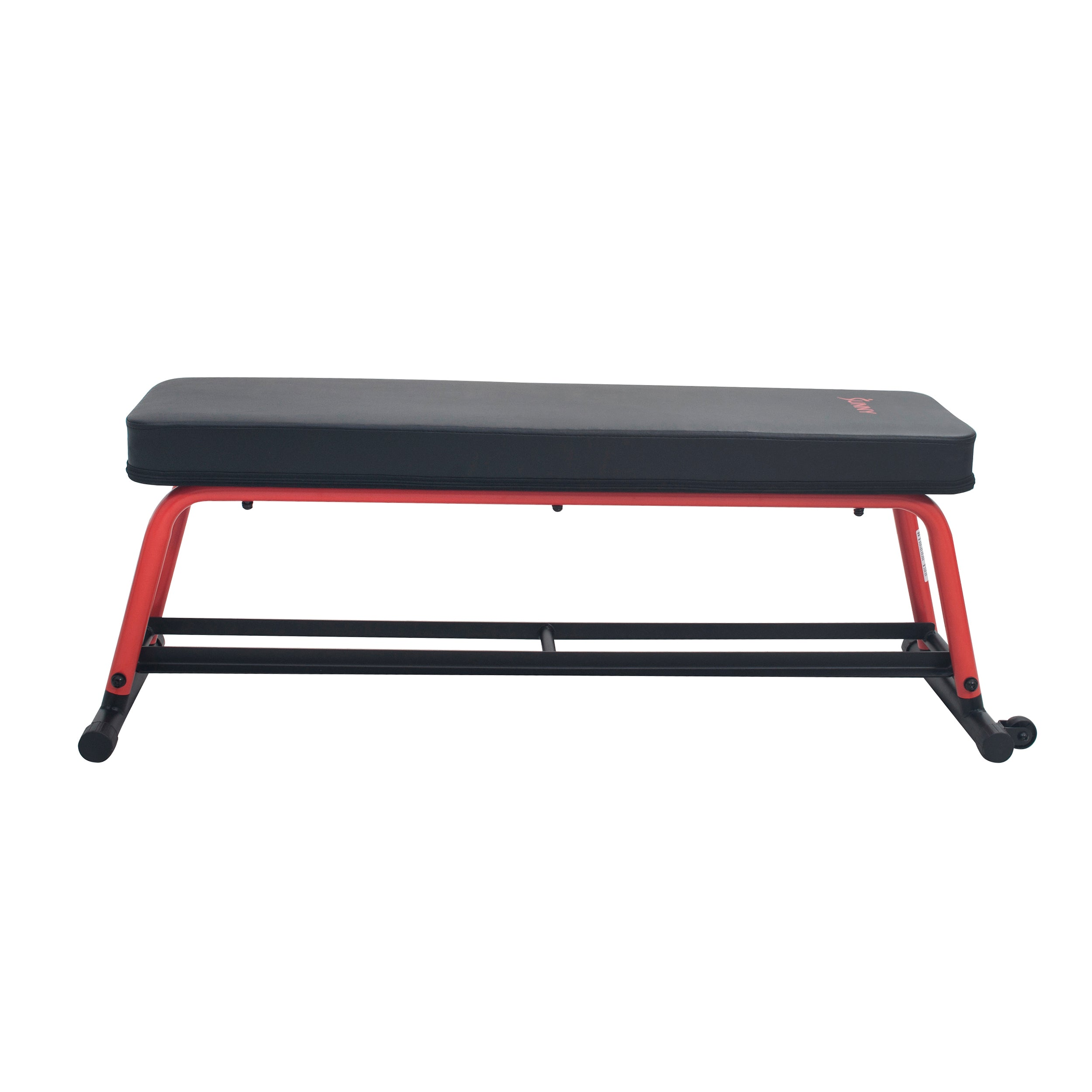 sunny-health-fitness-strength-power-zone-strength-flat-bench-SF-BH6996-stabilizers
